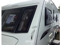 2009 Elddis Odyssey 540 (Fixed Bed, Full End Washroom)