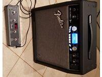 Fender G-DEC 3 Thirty, 30-watt Combi Guitar Amp +Foot sw, +Jimi H book, all in excellent condition