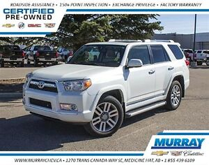 2013 Toyota 4Runner SR5 *4WD *Leather *NAV *Sunroof