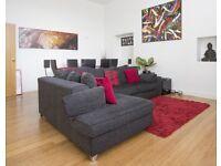'NEXT' Corner Sofa. Perfect condition!!