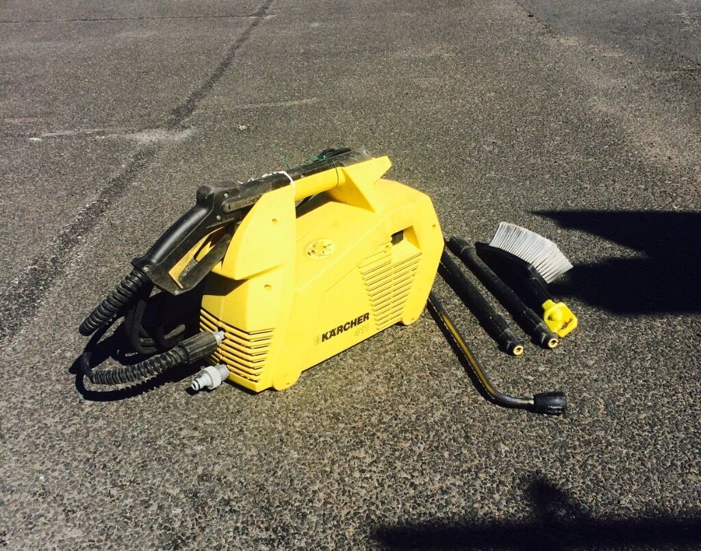 Karcher 411 Pressure Washer In Penrith Cumbria Gumtree