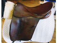 Brown Saddle