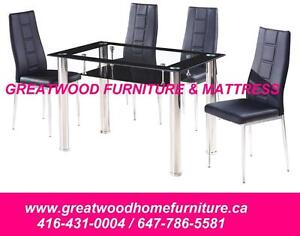 BRAND NEW.. 5 PIECE DINING SET FOR $349