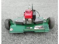 Wessex ar120 mower topper atv quad honda