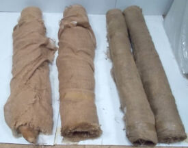 Frost Protection Hessian Roll 1200mm x 100m