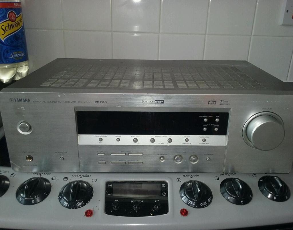 Yamaha receiver amp in hucknall nottinghamshire gumtree for Yamaha amplifier receiver