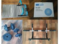 URGENT!! Sport and gym equipment. MUST GO WITHIN 4 DAYS!