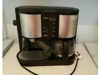 Coffe and espresso machine