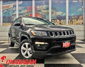 2017 Jeep Compass LATITUDE 4X4 | Remote Start | Heated Seats