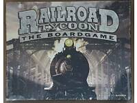 Railroad Tycoon, The Boardgame