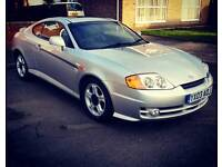 Hyundai coupe 2l low milage 12month MOT