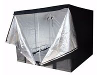Good Quality Used Growing Tent 2.4 x 2.4 x 2m