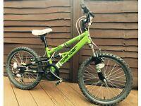 "Apollo Xpander Kids Mountain Bike - 20"" - mint condition"