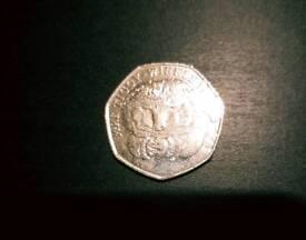 50 pence tiggy winkle