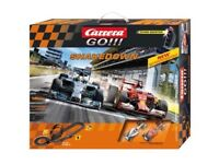 Carrera go - racing car set. Brand new. £60 rrp