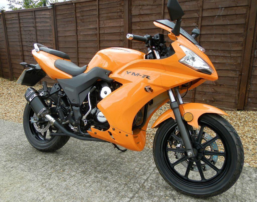 Yamasaki Ymr50 50cc Motorbike Excellent Condition