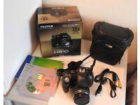 Fujifilm Finepix Digital Camera HS 10.