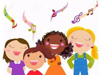 Fun Singing Club for kids! Starts Thursday 30th March!