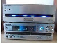 Kenwood C +M-AX7 DVD CD MP3 PRE/POWER AMPLIFIER 100 WATTS TUNER AM/FM