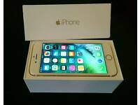 UNLOCKED iphone 6 Gold 64GB