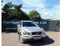 VOLVO XC90 D5 SE GEARTRONIC (silver) 2006