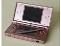 Pink Nintendo DS Lite (Never Used)