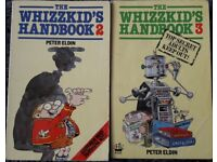 The Whizzkids Handbook 2 and 3 books/book - Packaging costs are free if posted