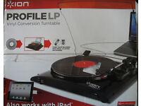 ION Profile conversion turntable (LP » USB)