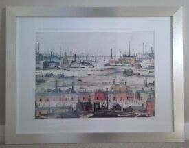 Framed Lowry Print