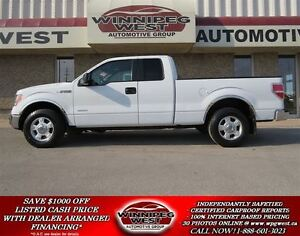 2013 Ford F-150 XLT, 3.5L ECOBOOST, LOADED, 1 OWNER, BLUETOOTH!