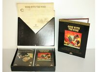 Gone With The Wind 50th Anniversary Special Edition Box Set VHS