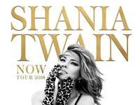 2 Shania Twain Belfast Standing Tickets Saturday 29th Sept