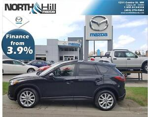 2013 Mazda CX-5 GT AWD at W/WINTER TIRES