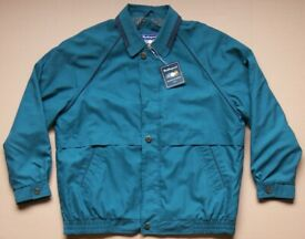 """Weatherguard Mens Lighweight Showerproof Casual Jacket, XL 25"""" Pits, New With Tags, RRP £80"""