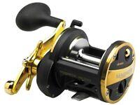 OKUMA Magnetix Multiplier Reel MG 45LS for sea fishing