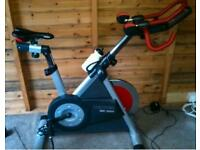 Kettler erg racer exercise bike
