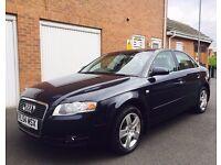 2005 Audi A4 2.0 TDI SE++LOW MILES 70,000 Genuine++FSH+Cambelt++not 320d a3 1.9 170 c220 520d