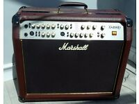 Marshall AS 100D Acoustic Amplifier.