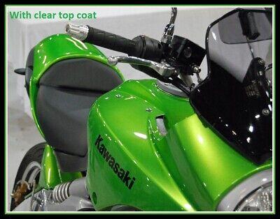 High Gloss Metallic Kawasaki Green Powder Coating 1lb450g