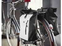2 NEW pannier bike bags