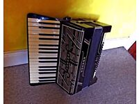 Excellent sounding, fully working accordion in insane low price