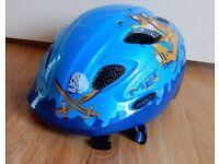 CHILD'S CYCLING HELMET
