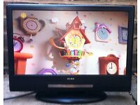 16inch HD Flat LCD TV Alba Freeview Digital HDMI LCD Television