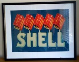 SHELL MOTOR OIL PICTURE