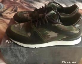 GENUINE Firetrap Trainers Size 8