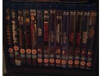 Marvel blu Ray collection