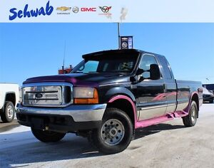 2000 Ford F-250 EXT CAB Super Duty Powerstroke