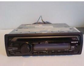 car radio sony