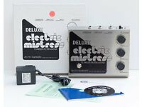 ELECTRO HARMONIX DELUXE ELECTRIC MISTRESS FLANGER/FILTER MATRIX PEDAL