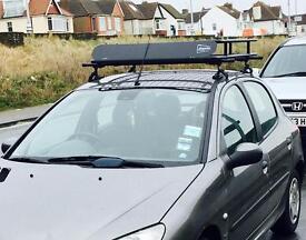 Car roof rack £60